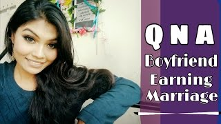 Download lagu QnA Boyfriend Youtube Earning Marriage plans Ishita Chanda MP3