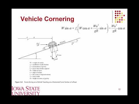 Lecture 10 Horizontal Curve Design