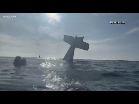 BEARDO - Denver Man Films His Own Rescue At Sea