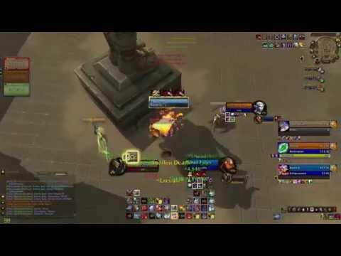 Bajheera - EU Prot Warrior 3v3 as ATC #2 [Live Commentary] - WoW 6.2 Warrior PvP