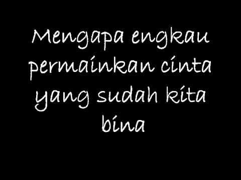 Apit - Cintaku Dipermainkan [lyrics]
