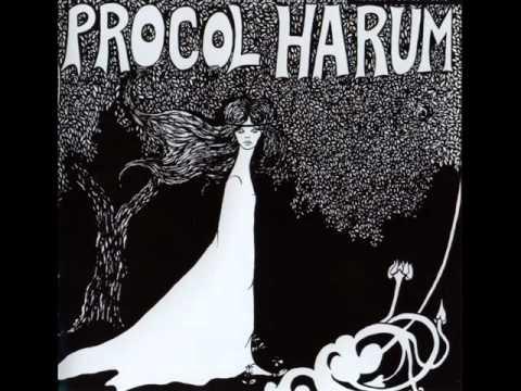 Procol Harum - A Whiter Shade Of Pale (Original Instrumental)