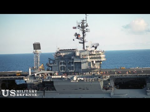 It's Official: U.S. Aircraft Carrier Kitty Hawk Will Be Dismantled