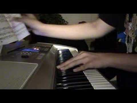 Lithium Piano Cover