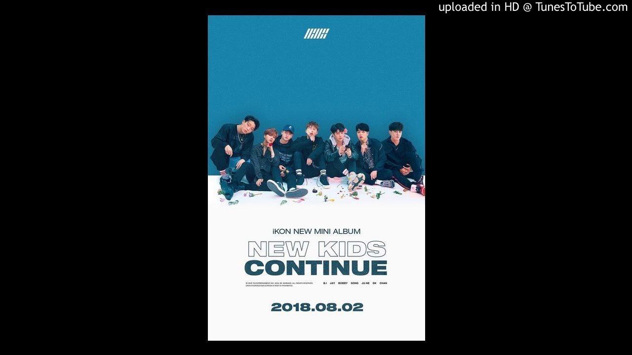 [Audio/MP3] iKON - Killing Me (죽겠다) [Mini Album -
