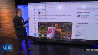 El mundo lamenta la muerte de Kobe Bryant
