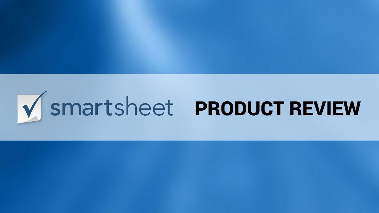 Smartsheet Project Management Overview Youtube
