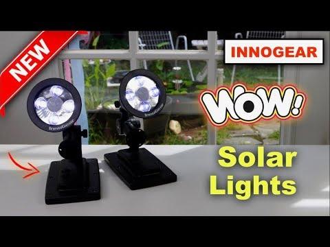 Solar Lights   ❤️INNOGEAR   – Review    ✅