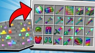Minecraft: ESSE É O MINÉRIO MAIS RARO E BONITO DO MINECRAFT!