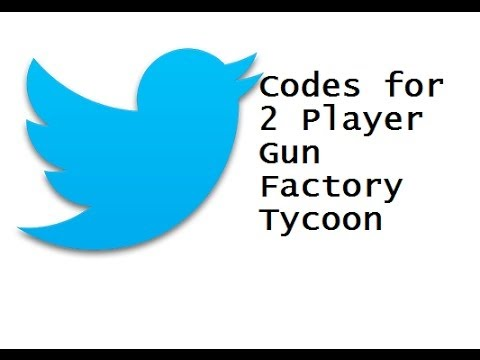 roblox gun factory tycoon codes