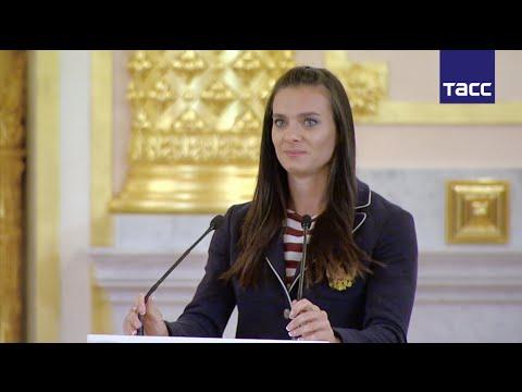 Елена Исинбаева фото, биография, личная жизнь, рост Исинбаевой