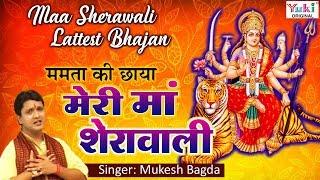 Maa Sherawali Bhajan : ममता की छाया : मेरी माँ शेरोवाली : शेरोवाली भजन : मुकेश बगड़ा : Mamta Ki Chaya