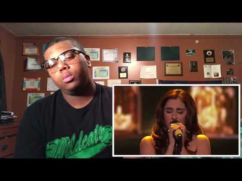 Fifth Harmony- Let It Be (Live On X-FACTOR) (REACTION)