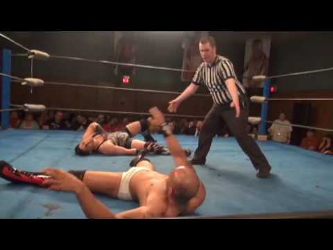 DREAMWAVE Matt Cage vs Mustafa Ali YouTube