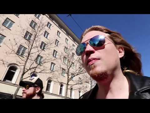 Angel Sword - Kallio Rock City (Official Video)