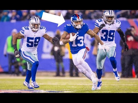 """NFL Best """"Short Passes That Turned Into Big Plays"""" 