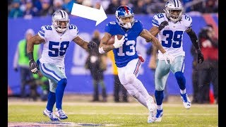 "NFL Best ""Short Passes That Turned Into Big Plays"" 