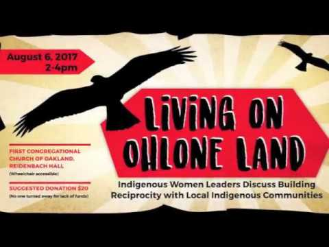 Living on Ohlone Land: Building Reciprocity with Indigenous Communities