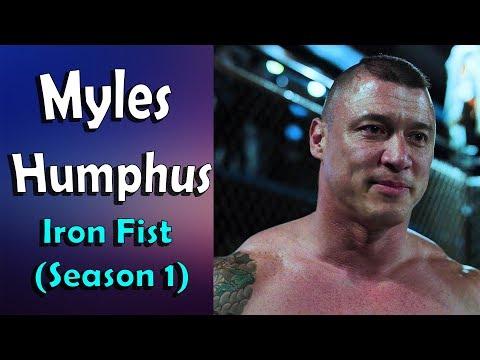 Myles Humphus Iron fist fight