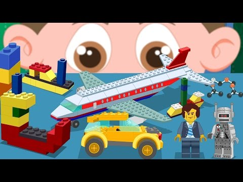 i love my lego | kids songs | nursery nhyme