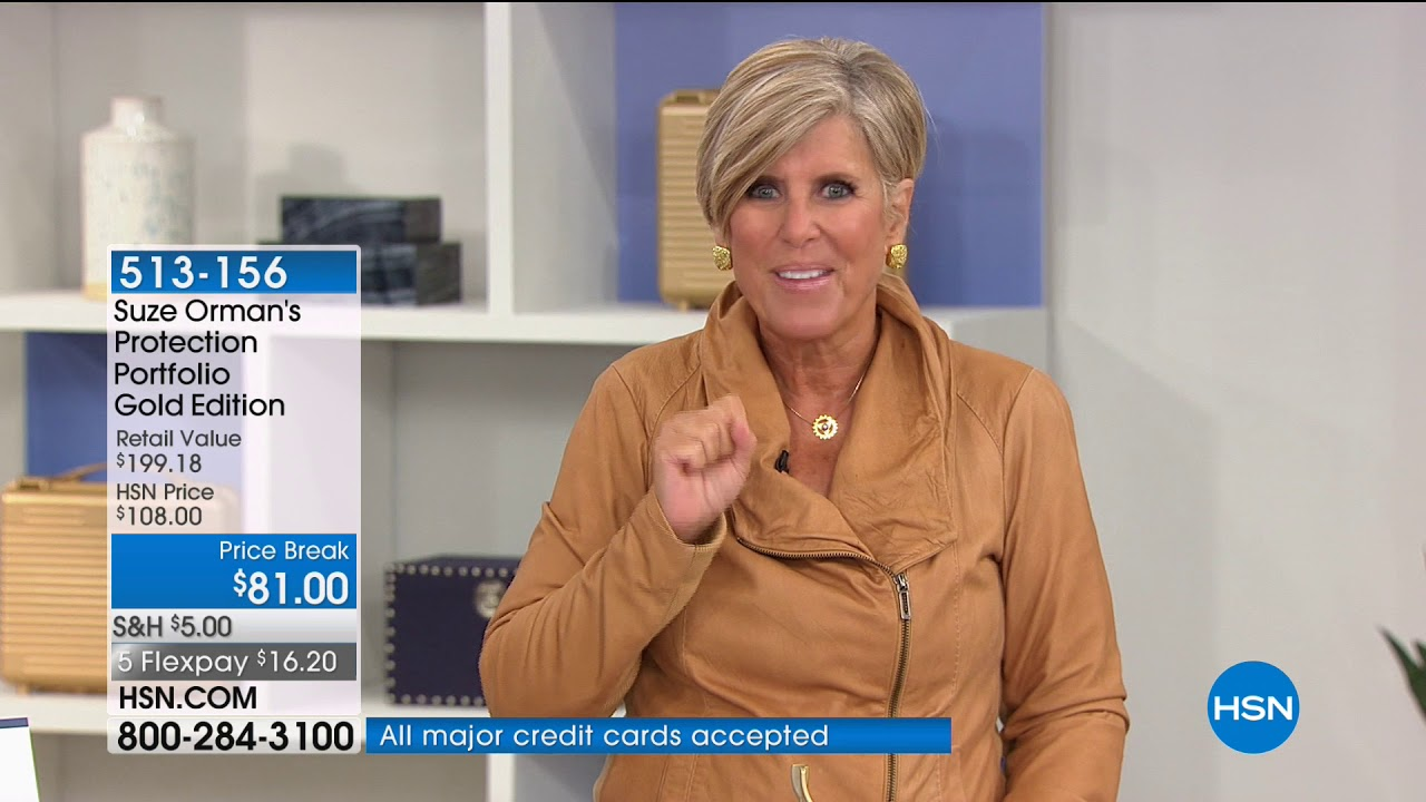 Hsn suze orman financial solutions for you 04052018 05 am hsn suze orman financial solutions for you 04052018 05 am solutioingenieria Choice Image