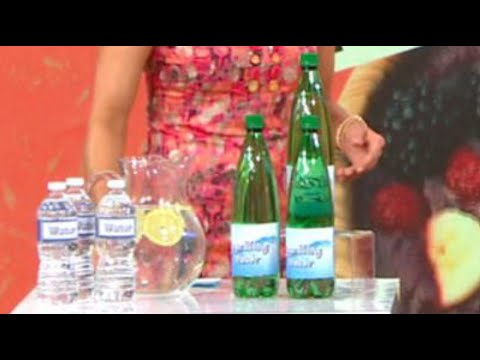 'GMA' Hot List: Breaking down the health benefits of sparkling water