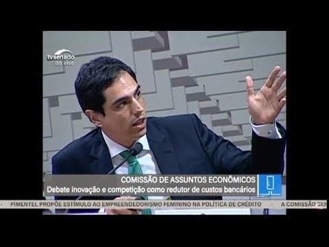 Tecnologia Blockchain com Raphael Guarilha - STONE (TV Senado)