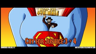 Justice League: Cry for Justice #3-4 - Atop the Fourth Wall