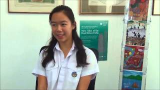 Elin Chan - HKYWA 2014 Winner Non-fiction Group 3 on how she is preparing for HKYWA 2015