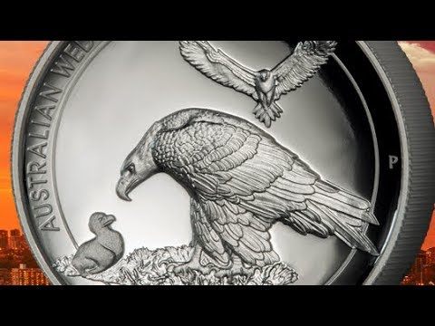 2018 Wedge Tailed Eagle Silver & Gold Coins Revealed!