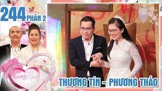Being called 'pea-brained' - the wife slaps husband|Thuong Tin-Phuong Thao|VCS #244