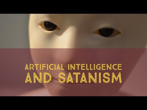 Artificial Intelligence (AI) and Satanism - Leo Lyon Zagami Discusses the Connection