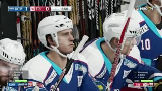 NHL 17 | HC OCELÁŘI TŘINEC-HC KOMETA BRNO | XBOX ONE | CZ