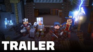 Minecraft: Dungeons Announcement Trailer