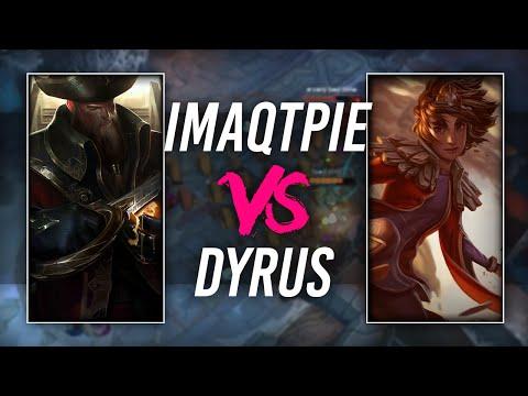 Imaqtpie - Imaqtpie vs Dyrus