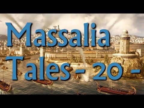 Massalia Tales Episode 20 - Rome II Narrative Let's Play (Divide Et Impera Mod)