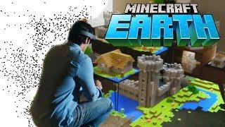 Minecraft EARTH: So funktioniert die AR in Minecraft EARTH | AR und Minecraft EARTH