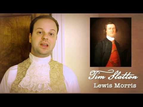 SBCT Presents 1776 Character Profile : Lewis Morris
