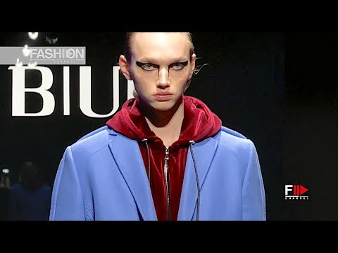 BIUU Fall 2018 2019 Menswear Milan - Fashion Channel