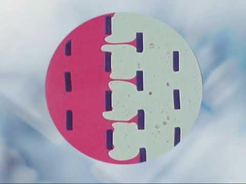 Sulzer static mixer - Homogeneity