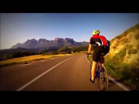 Montserrat mountain by Montefusco Cycling