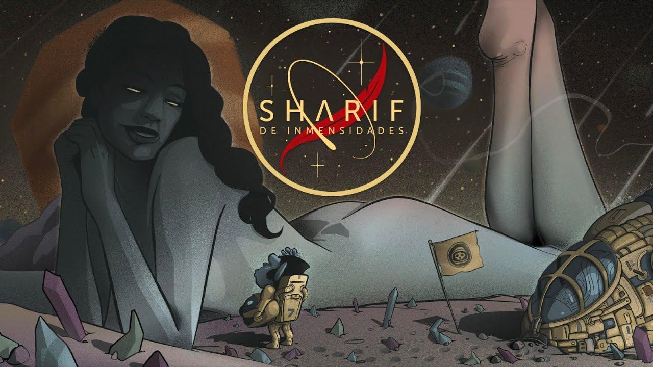 SHARIF - DE INMENSIDADES (DISCO COMPLETO - FULL ALBUM)
