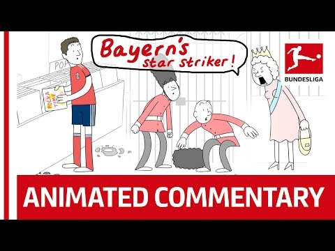 Crazy Bundesliga Football Commentary, Animated! – Part 1