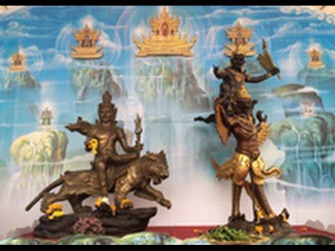 คลิปแก้เคล็ดปีชง 2558 ไหว้พระเสาร์ ราหู วัดเจ้าอาม ธนบุรี จากการดูดวง หมอลักษณ์ ฟันธง -horoscopes