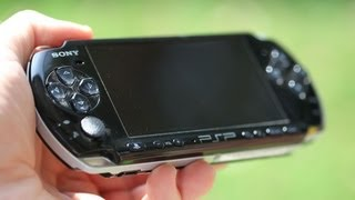 Classic Game Room HD  - Sony PSP review(Classic Game Room HD reviews the Sony PSP model PSP-3001, released in 2008. This PSP is the unit that CGR uses for all of the PSP reviews because it has ..., 2009-10-01T13:55:02.000Z)