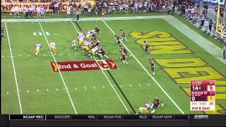 Football: USC 42, Arizona State 14 - Highlights (9/26/15)