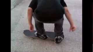 Kickflip Skate Support #5