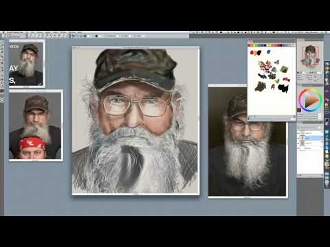 Painter Lite, your questions answered, with Painter Master Greg Newman