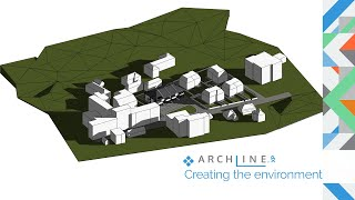 ARCHLine.XP Architectural Webinar Part 7: Creating the environment