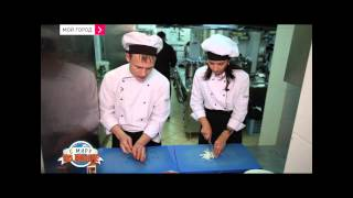 С миру по ложке: Тайланд. Спринг-роллы с креветками от Станислава Белова